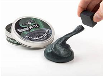 Thinking Magnetic Putty