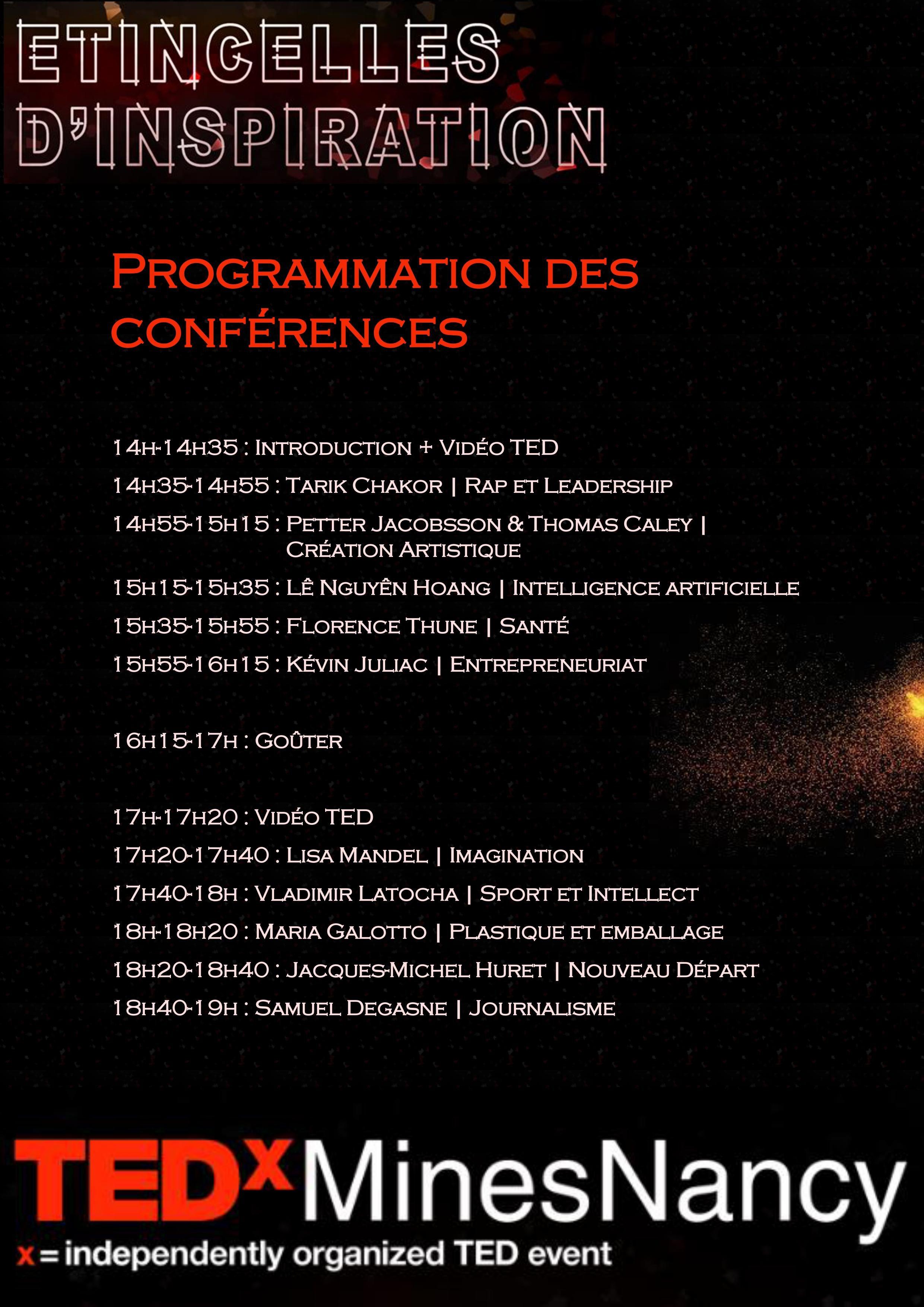 Programmation !